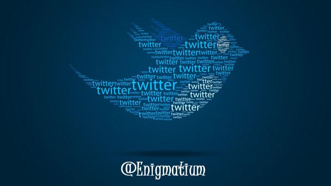 Twitter de enigmas