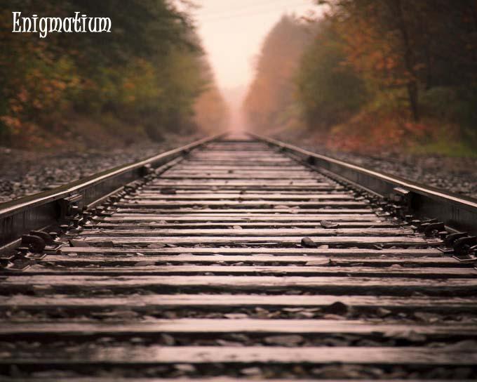 Tren con retraso