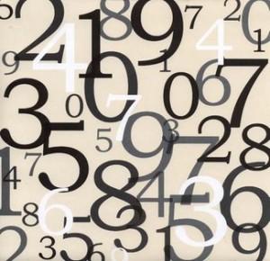 Acertijo de números