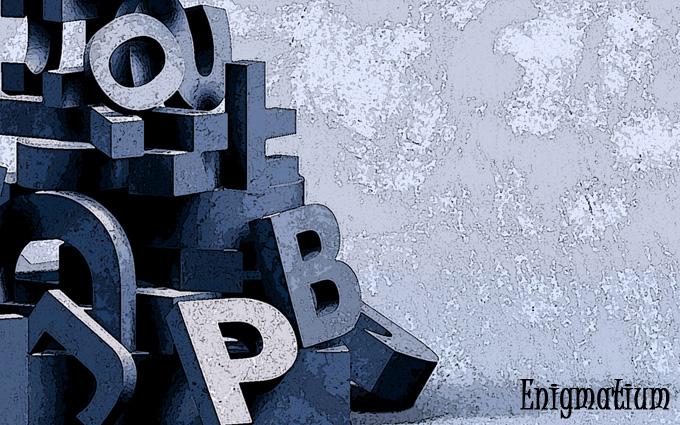 Serie de letras
