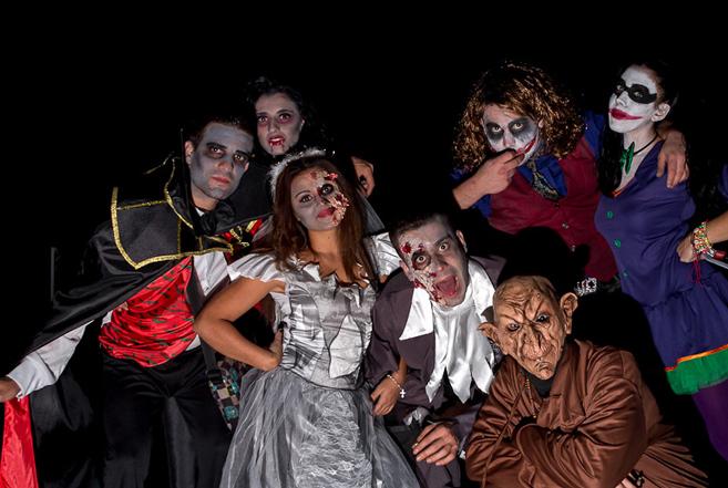 Extremauncion Halloween