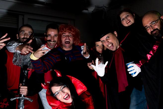 Enigmatium Halloween
