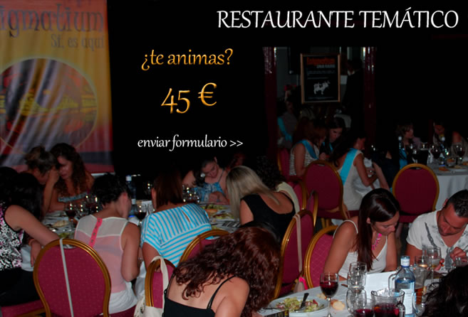 restaurante tematico