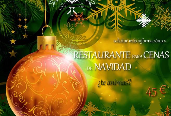 restaurante para navidad